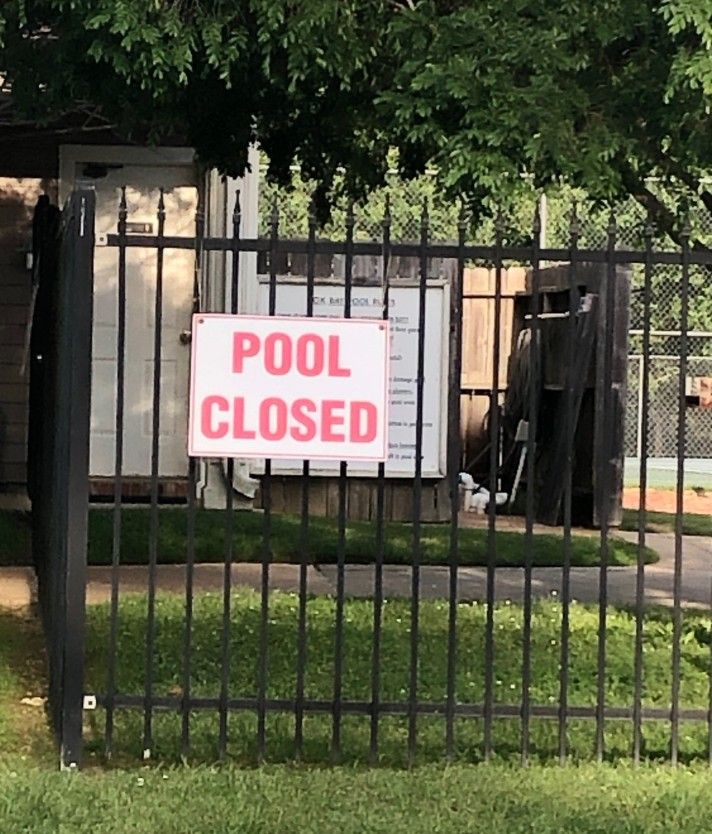 Fox Bay Pool Closed (2)